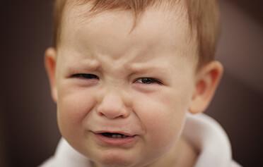 Moje dítě se vzteká desetkrát za den!